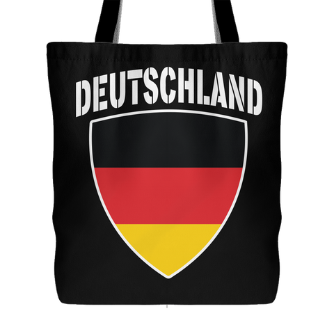 Deutschland Pride Tote Bag (Free Shipping)