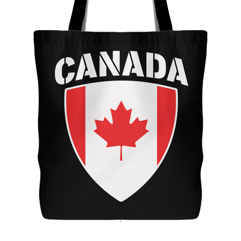 Canada Pride Tote Bag (Free Shipping)