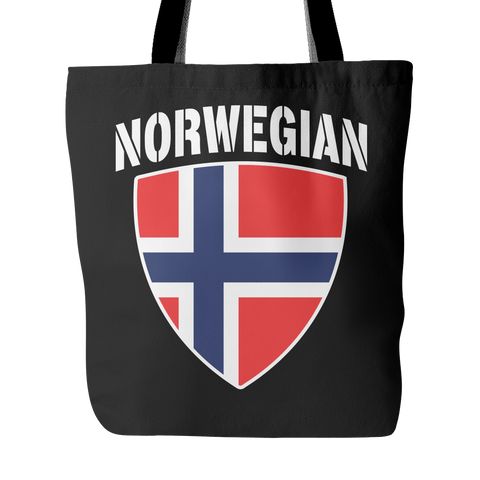 Norwegian Pride Tote Bag (Free Shipping)