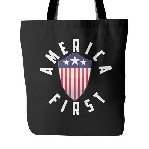 America First Tote Bag (Free Shipping)