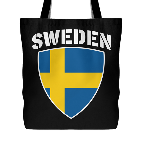Sweden Pride Tote Bag (Free Shipping)