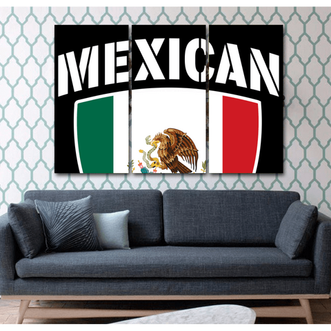 Mexican Pride Wall Art