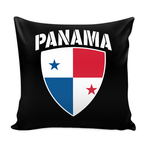 Panama Pride Pillow Cover (Free Shipping)