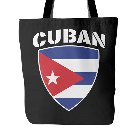 Cuban Pride Tote Bag (Free Shipping)