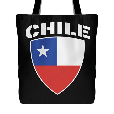 Chile Pride Tote Bag (Free Shipping)