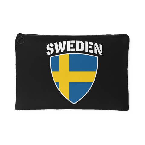 Sweden Pride Accessory Bag (Free Shipping)