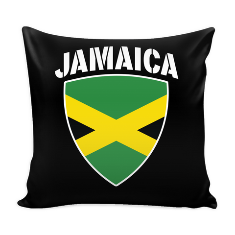 Jamaica Pride Pillow Cover (Free Shipping)