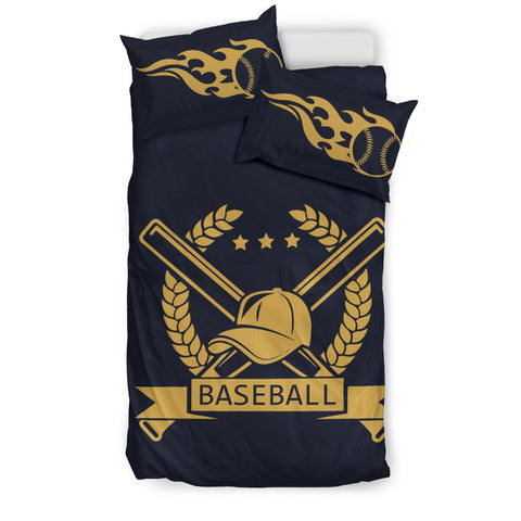 Baseball Bedding Set