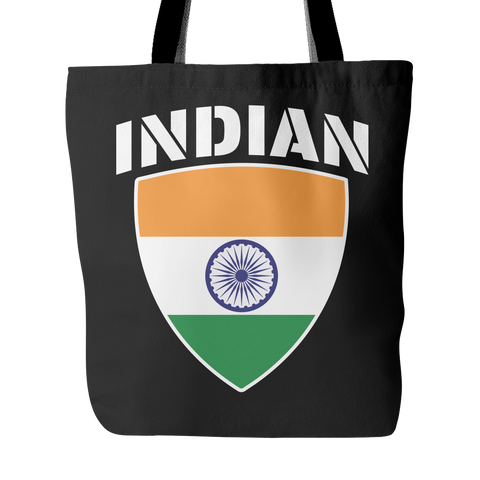 Indian Pride Tote Bag (Free Shipping)