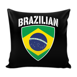 Brazilian Pride Pillow Cover (Free Shipping)