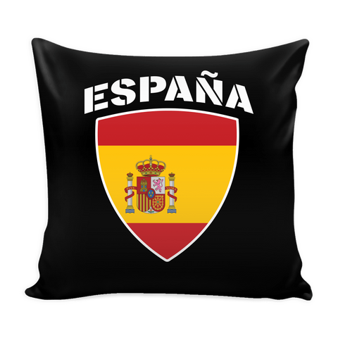 España Pride Pillow Cover (Free Shipping)