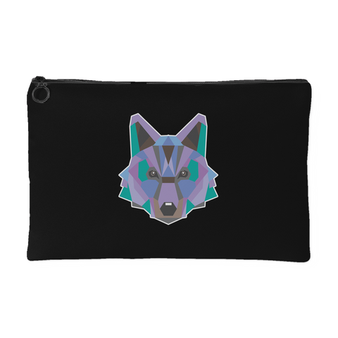 Polygon Wolf Accessory Bag (Free Shipping)