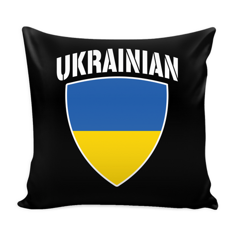 Ukrainian Pride Pillow Cover (Free Shipping)