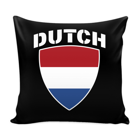 Dutch Pride Pillow Cover (Free Shipping)
