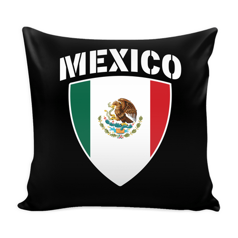 Mexico Pride Pillow Cover (Free Shipping)