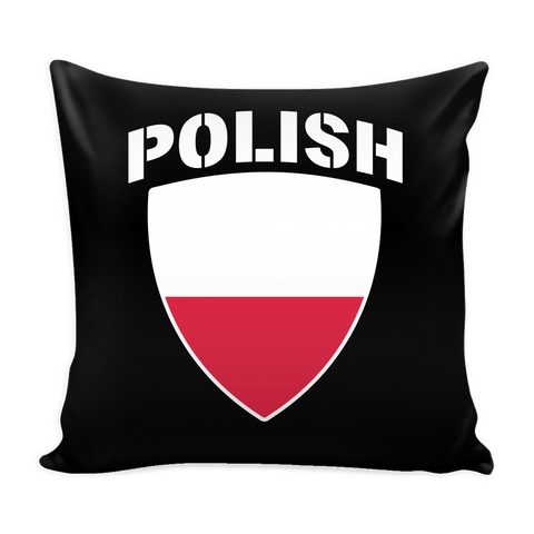 Polish Pride Pillow Cover (Free Shipping)