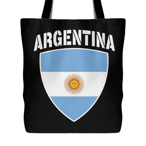 Argentina Pride Tote Bag (Free Shipping)