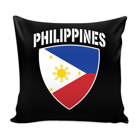 Philippines Pride Pillow Cover (Free Shipping)