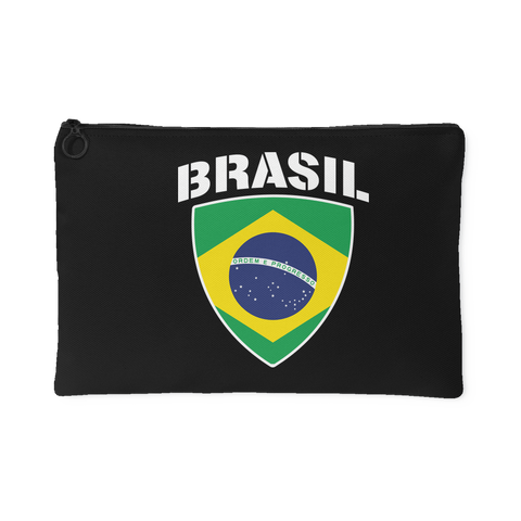 Brasil Pride Accessory Bag (Free Shipping)