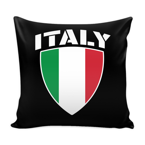 Italy Pride Pillow Cover (Free Shipping)