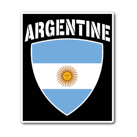 Argentine Pride (Free Shipping)