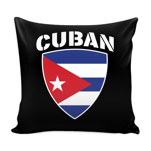 Cuban Pride Pillow Cover (Free Shipping)