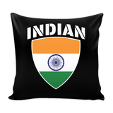 Indian Pride Pillow Cover (Free Shipping)