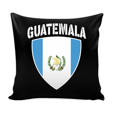 Guatemala Pride Pillow Cover (Free Shipping)