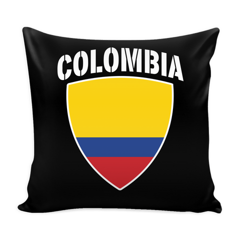Colombia Pride Pillow Cover (Free Shipping)