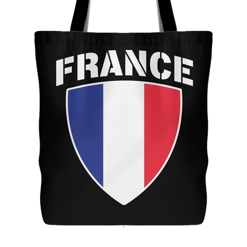 France Pride Tote Bag (Free Shipping)