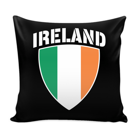 Ireland Pride Pillow Cover (Free Shipping)