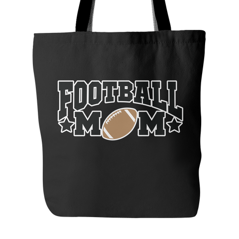 Football Mom Tote Bag (Free Shipping)