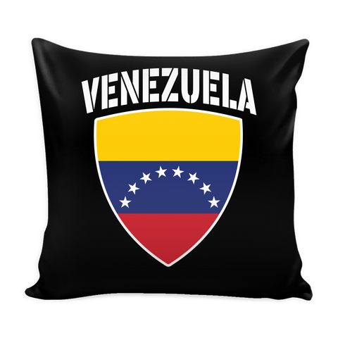 Venezuela Pride Pillow Cover (Free Shipping)