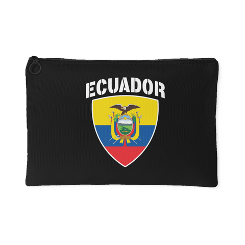 Ecuador Pride Accessory Bag (Free Shipping)