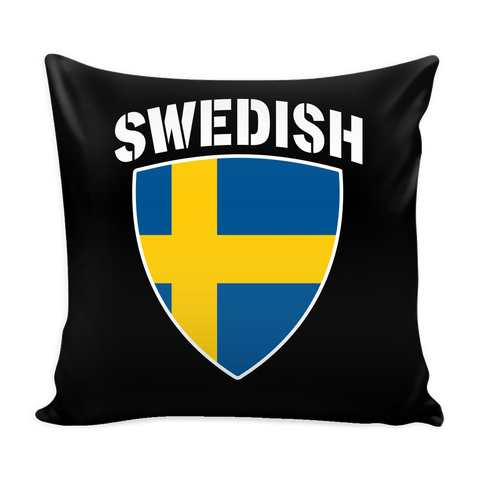 Swedish Pride Pillow Cover (Free Shipping)