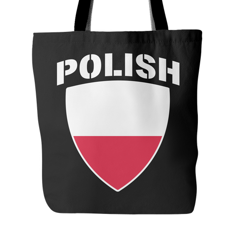 Polish Pride Tote Bag (Free Shipping)