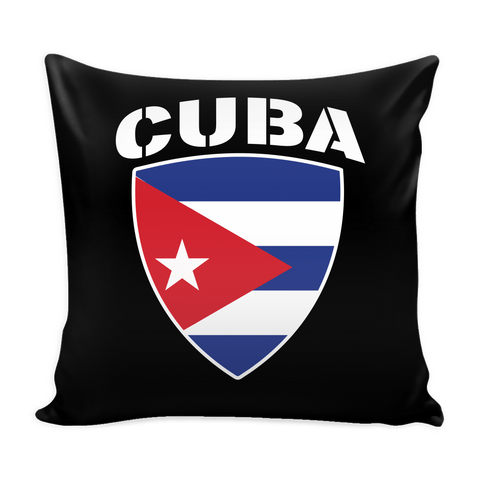 Cuba Pride Pillow Cover (Free Shipping)