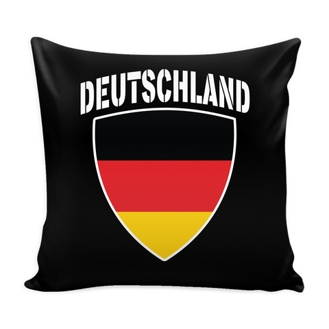 Deutschland Pride Pillow Cover (Free Shipping)