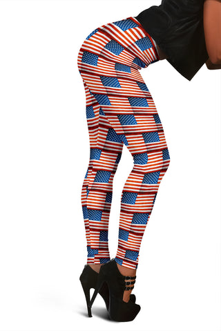 MADE IN AMERICA Leggings