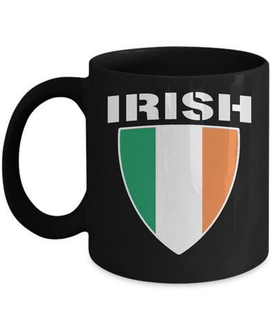 IRISH PROUD 110Z MUG