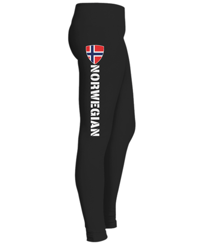 NORWEGIAN PRIDE LEGGINGS