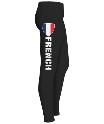 FRENCH PRIDE LEGGINGS