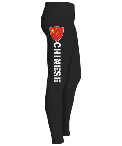 CHINESE PRIDE LEGGINGS