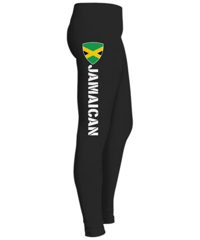JAMAICAN PRIDE LEGGINGS