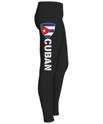 CUBAN PRIDE LEGGINGS