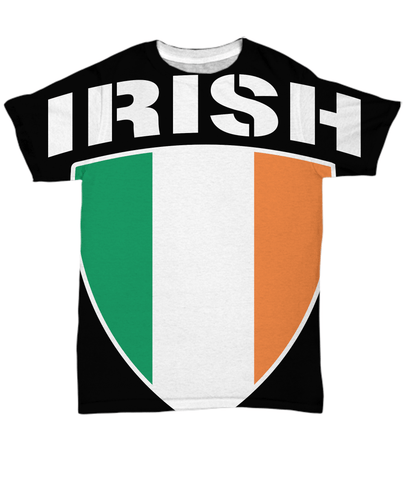 Irish Pride All Over Print Tee