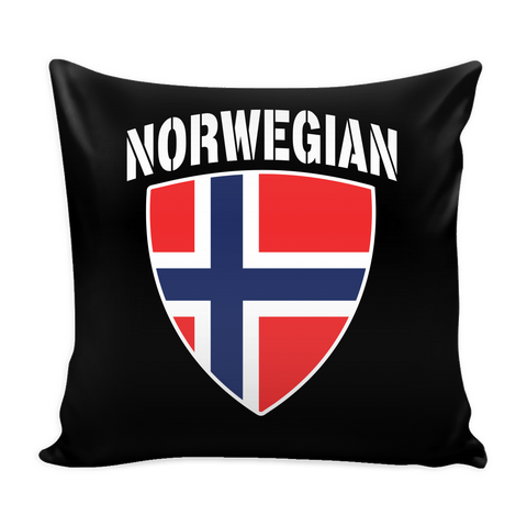 Norwegian Pride Pillow Cover (Free Shipping)