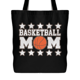 Basketball Mom Tote Bag (Free Shipping)