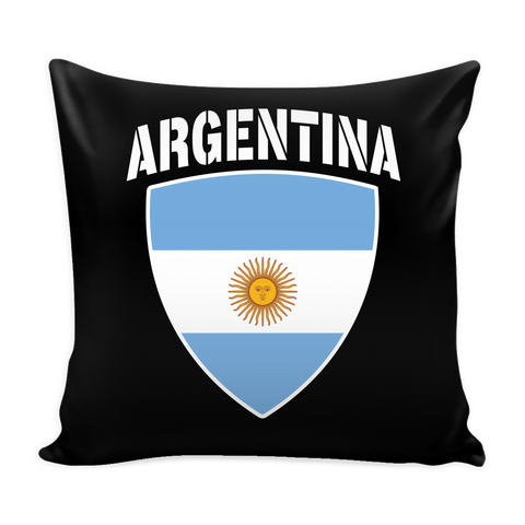Argentina Pride Pillow Cover (Free Shipping)
