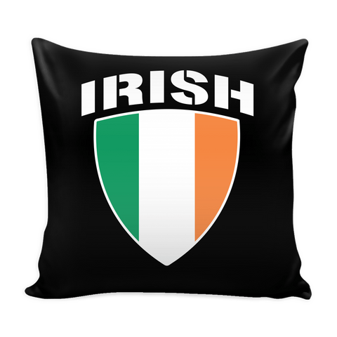 Irish Pride Pillow Cover (Free Shipping)